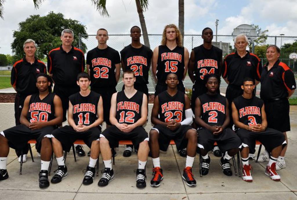 Florida Elite 2009 Team
