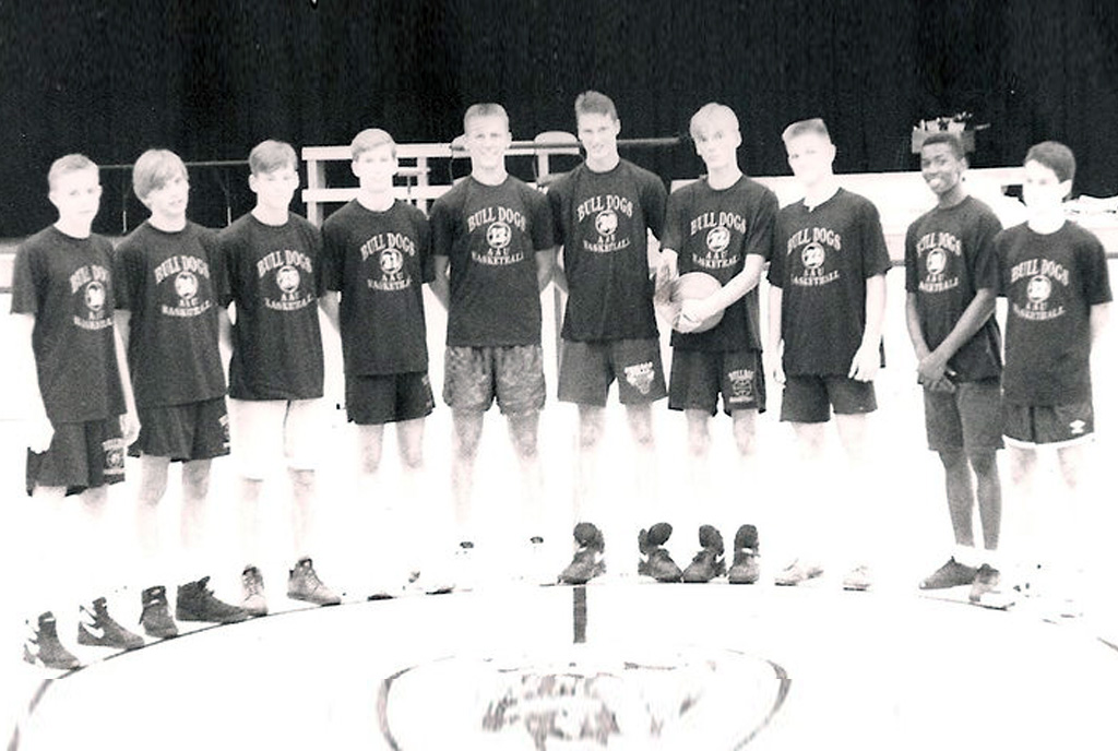 Florida Elite 1994 Team