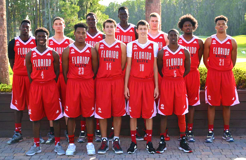 Florida Elite 2013 Team